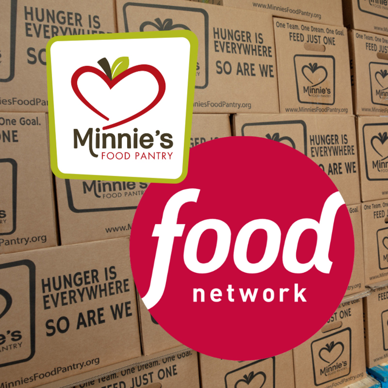 Food Network Minnie's Food Pantry