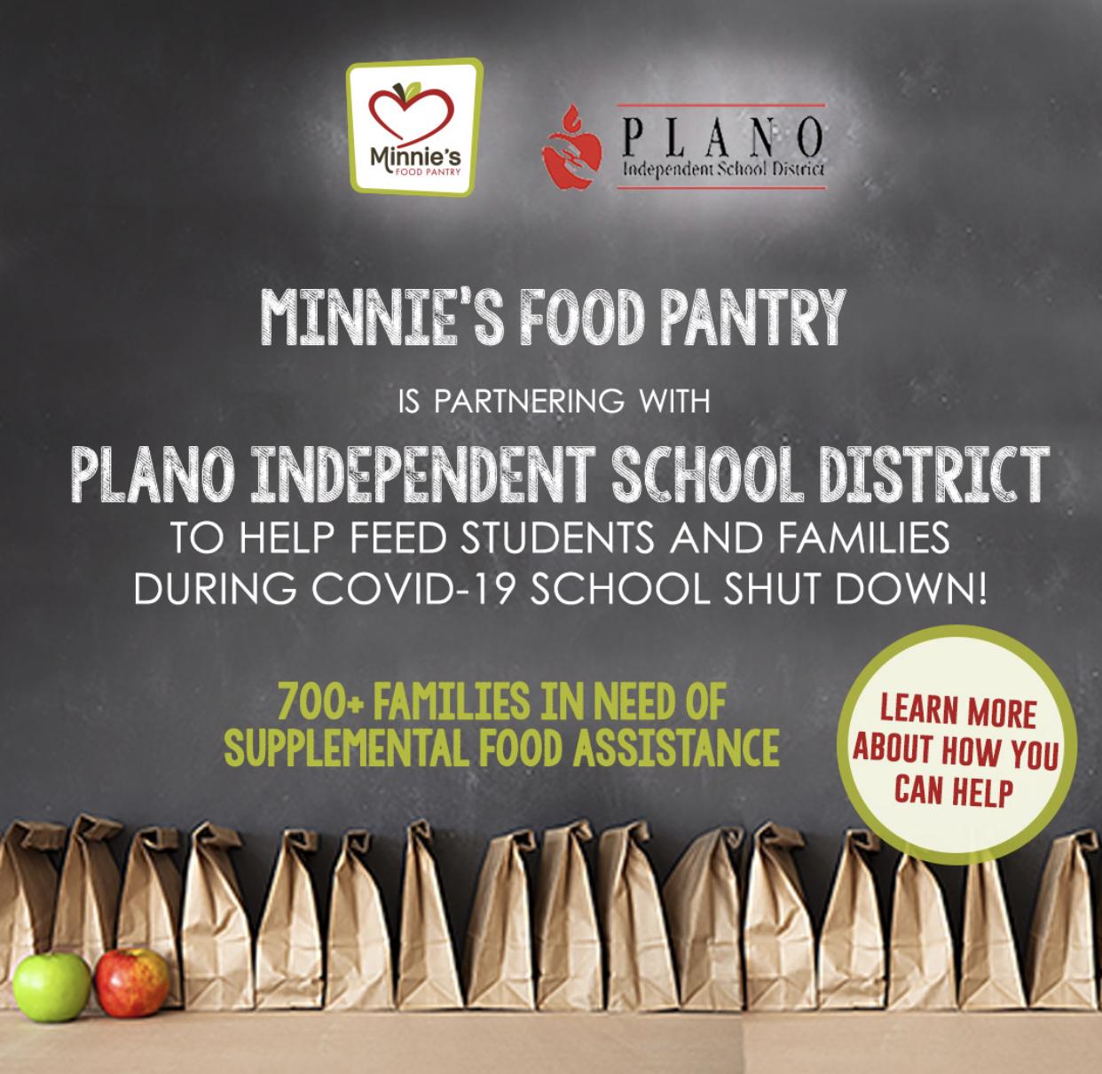 PISD Minnie's Food Pantry
