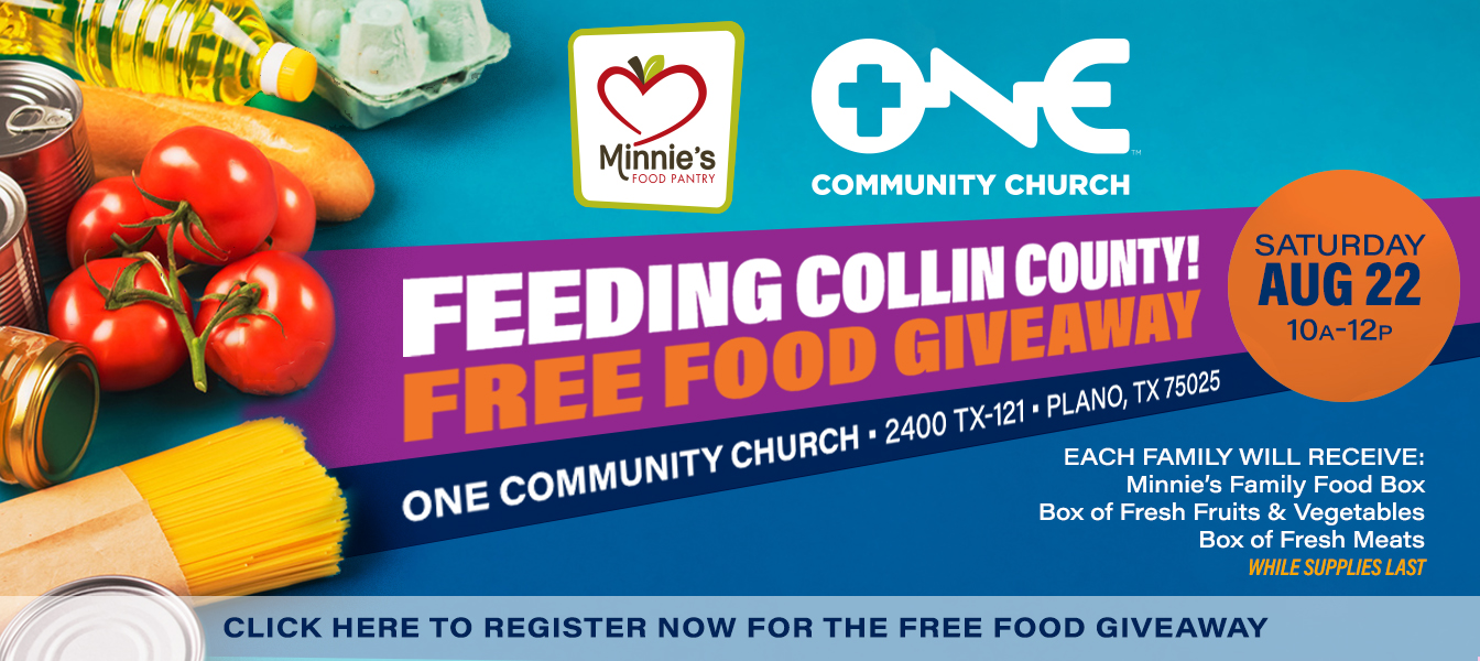 One-Community-Church-Minnies-Food-Pantry