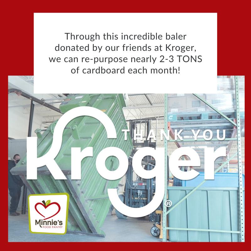 Thank you kroger