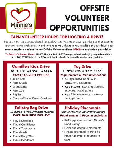 minnies-offsite-volunteer-opportunities