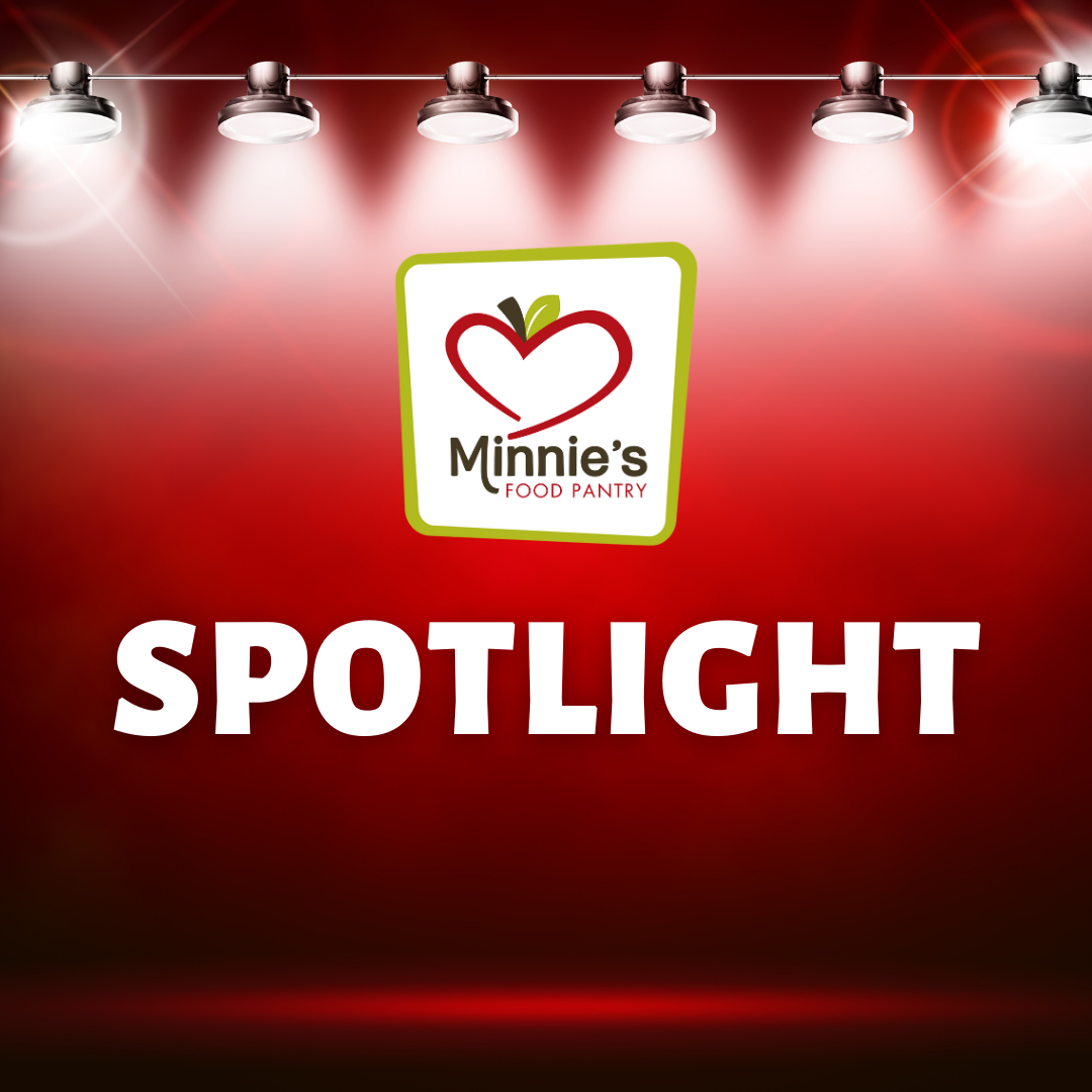 In the Spotlight Minnie's Food Pantry