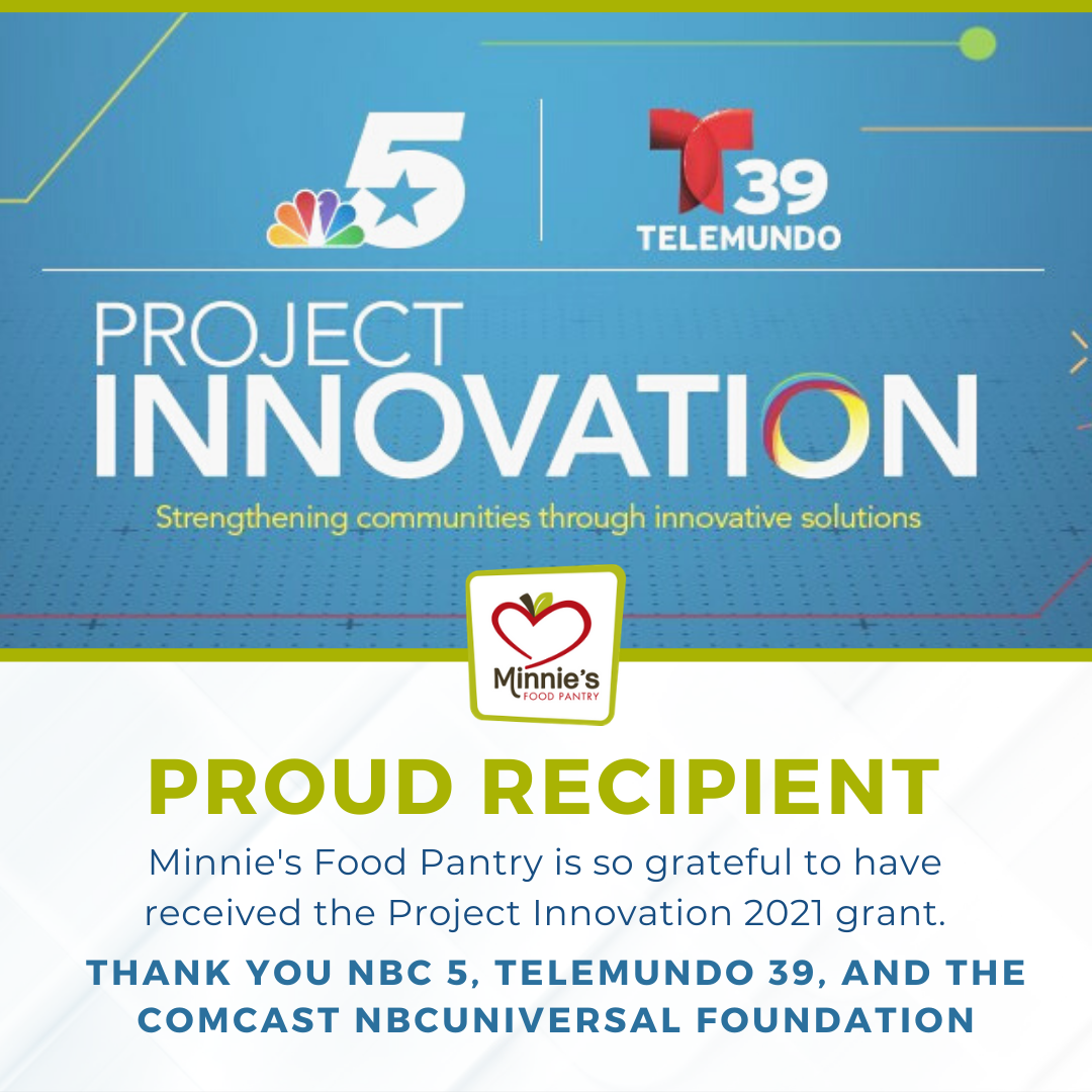 Project Innovation Minnie's Food Pantry