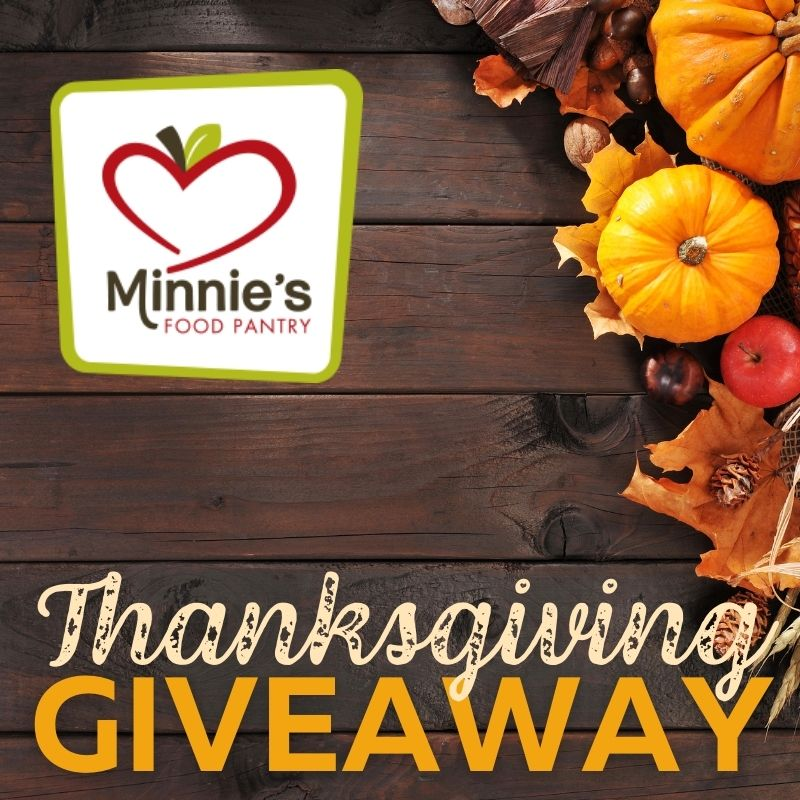 Plano Texas Thanksgiving Giveaway