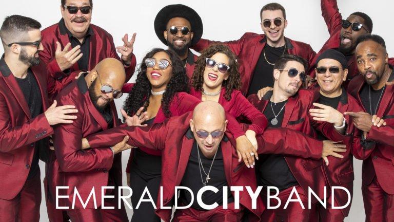 Emerald City Band Dallas