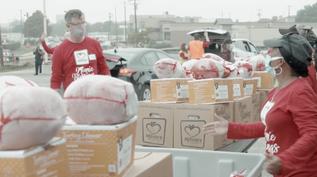 Thanksgiving Giveaway Minnies Food Pantry Program