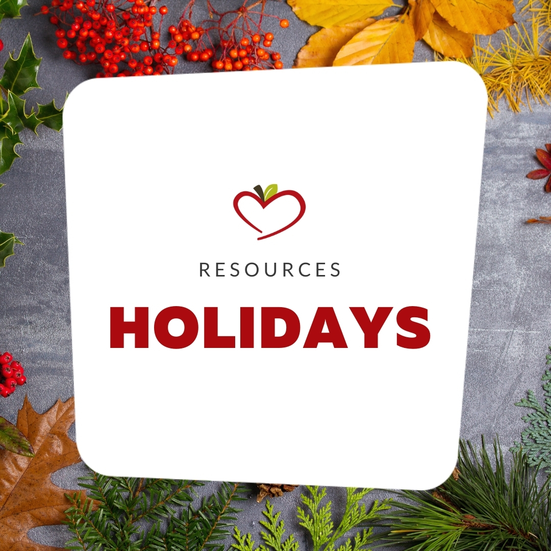 Holiday Resources Minnies Food Pantry